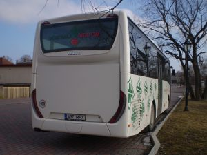 Märk bussikujunduses